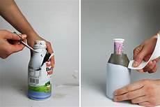flaschenle selber machen betonvase flasche kerzenst 228 nder diy anleitung beton