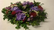 Blumenkranz Mit Frische Hortensien Selber Machen