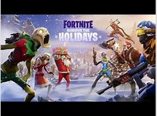 FORTNITE WINTER UPDATE EVERYTHING YOU NEED TO KNOW   NEW