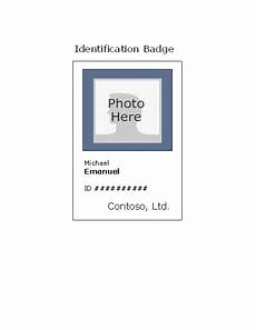 employee id card template free excel employee photo id badges template 15 free docs xlsx pdf