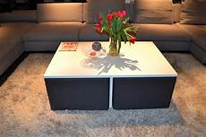 tisch neu gestalten simple yet clever coffee table design with integrated