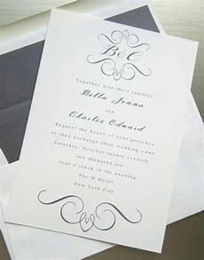 9 creative ways to incorporate your wedding monogram wedding invites fancy wedding