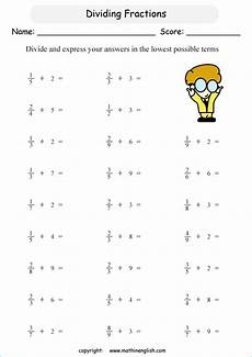 division fractions worksheets grade 5 6597 printable primary math worksheet for math grades 1 to 6 based on the singapore math curriculum