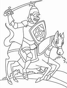 Malvorlagen Ritter Und Drachen Coloring Pages