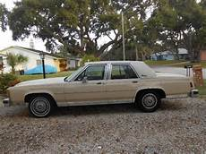 car repair manuals download 1985 ford ltd electronic toll collection 1985 ford ltd crown victoria classic car venice fl 34293