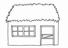 Haus Malvorlagen Ausdrucken Ausmalbilder Haus Calendar June