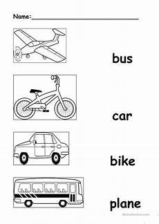 transportation worksheets 18484 transportation worksheet free esl printable worksheets made by teachers