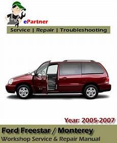 car service manuals pdf 1987 ford exp auto manual ford freestar 2005 2006 2007 workshop repair manual car service