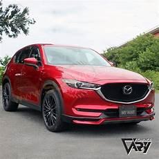 2017 cx 5 kf valiant front bumper spoiler gvkf350012