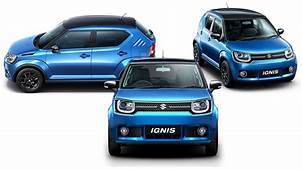 Maruti Ignis Launched In India Price & Specs  Exclusive