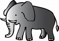 Elephant Clipart Image