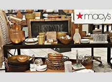 Shop With ME MACY'S HOME DECOR THRISTYSTONE KITCHEN DECOR