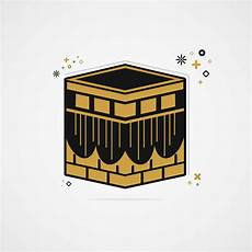 Logo Kabah Vector Gambar Islami