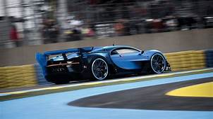 2015 Bugatti Vision Gran Turismo 6 Wallpaper  HD Car