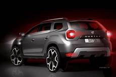 Dacia Modelle 2018 - all new 2018 dacia duster modern attractive and robust