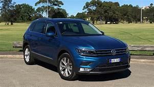 Volkswagen Tiguan 140TDI Highline 2017 Review  CarsGuide