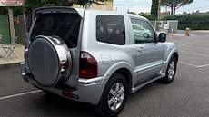 Vente Mitsubishi Pajero 3 2 L Did Bva5 Court 3 Portes Vdr84