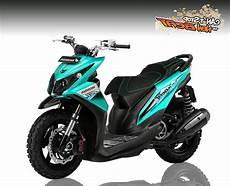 Modifikasi Motor Beat Baru by Kumpulan 76 Modifikasi Motor Honda Beat