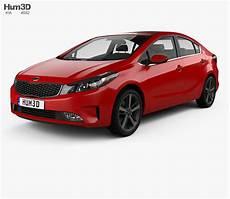 kia k3 2020 kia k3 2016 3d model vehicles on hum3d