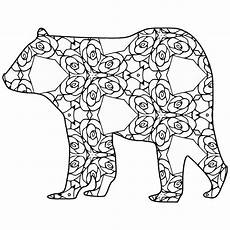 coloring pages of animals 17199 30 free coloring pages a geometric animal coloring book just for you the cottage market