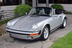 porsche 911 g model 3 2 cabriolet 160kw version