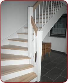 treppe holz weiß innentreppen holz
