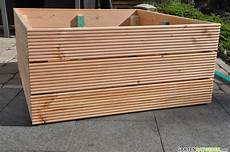Hochbeet Holz Selber Bauen - hochbeet selber bauen aus holz amilton