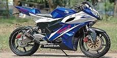 Modifikasi Motor Sport by Fresh Motor Modification Modifikasi Motor Honda Sport 2011