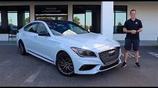 2019 genesis g80 is 2019 genesis g80 3 3t sport the best luxury car for the