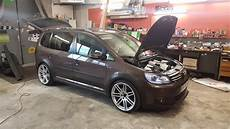 Volkswagen Touran Cross Hornblasters Sound