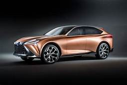 Lexus LF 1 Limitless Concept Car News Photos Specs