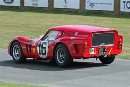 Ferrari 250 GT SWB Group 1960  Racing Cars