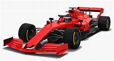 3d formula 1 season 2019 model turbosquid 1394453