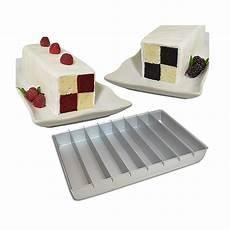 checkerboard sheet cake stax pan battenberg cake pan