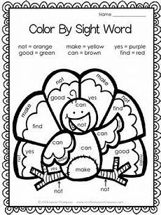 free color by number thanksgiving worksheets 16261 thanksgiving activities free color by code by mrs thompson s treasures