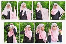 Gaya Wisuda Menutup Dada Style Fashion Muslimah