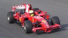 F1 V10 V8 Engines Sound At Monza Circuit Epic