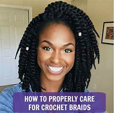 How To Clean Crochet Braids how to properly care for crochet braids global couture