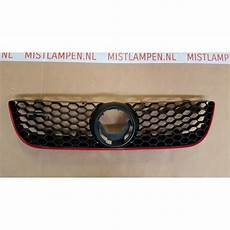 gti grille grill vw polo 9n3 2005 2009
