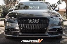 rs3 style grille black trim audi 8v a3 s3 2015 av 1006
