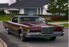 1970 Lincoln Continental Iii Specifications Photo