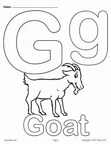 printable worksheets for letter g 24624 letter g alphabet coloring pages 3 free printable versions supplyme