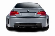 2007 2013 bmw m3 e92 2dr coupe af 5 wide rear bumper