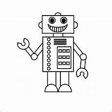 Ausmalbild Lego Roboter Kostenlose Druckbare Robot Malvorlagen F 252 R Kinder