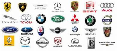 Car Manufacturer Logo Its My Club