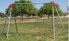 swing sets swing heavy duty commercial metal swing sets