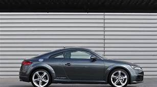 2015 Audi TT Nuvolari Revealed For Italy  GTspirit