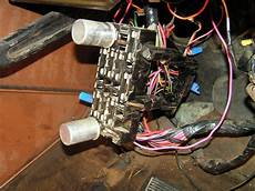 75 Corvette No Power To Fuse Box Wiring Library