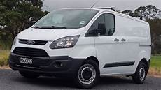 Ford Transit Custom Is Automatic For The Carrier