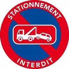 interdiction voiture autocollants stationnement mise en fourri 232 re enl 232 vement demand 233